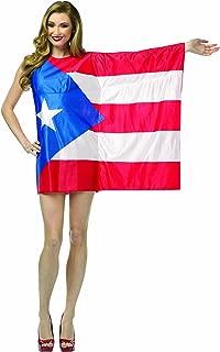 Flag Dress Puerto Rico