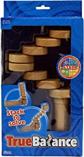 TrueBalance Coordination Game Balance Toy for Adults and Kids | Improves Fine Motor Skills (Original)
