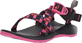 6e833f124dca Chaco Kids ZX 1® Ecotread (Toddler Little Kid Big Kid) at Zappos.com