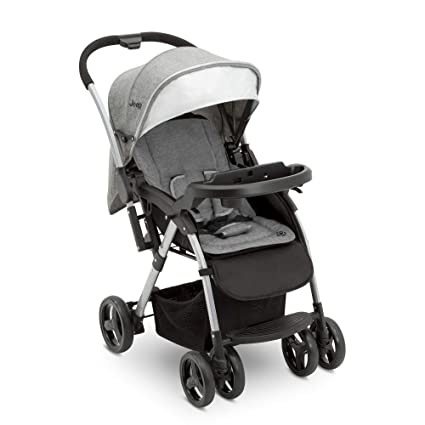 Jeep Unlimited Reversible Handle Stroller - Most Comfortable