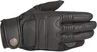 Alpinestars Robinson Men's Street Motorcycle Gloves - Black/Medium