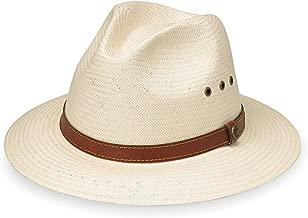 Wallaroo Hat Company Men's Avery Fedora – UPF 50+ Lightweight, Modern Sun Hat, Designed in Australia