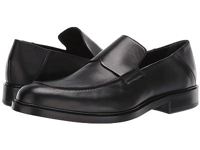 Vince Barry (Black Tender Leather) Men