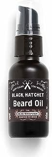 Black Hatchet Beard Oil (Bear Whisperer)