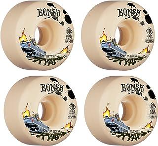 Bones Skateboard Wheels 53mm Ryan Crash and Burn V4 Wide STF 99A