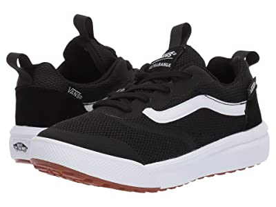 Vans Kids UltraRange Rapidweld (Little Kid/Big Kid) (Black/True White) Kid