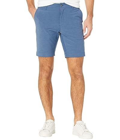 Faherty Belt Loop All Day Shorts (Navy) Men