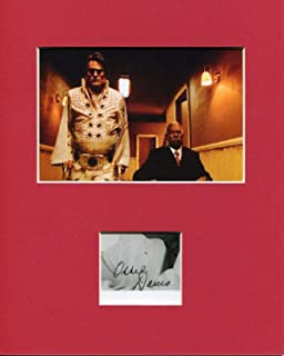 Ossie Davis Bubba Ho-tep Singed Autograph Photo Display With Bruce Campbell