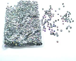 SS6-SS30 32 COLOR Crystal DMC HotFix Iron FlatBack Rhinestones 2,3,4,5,6MM #2