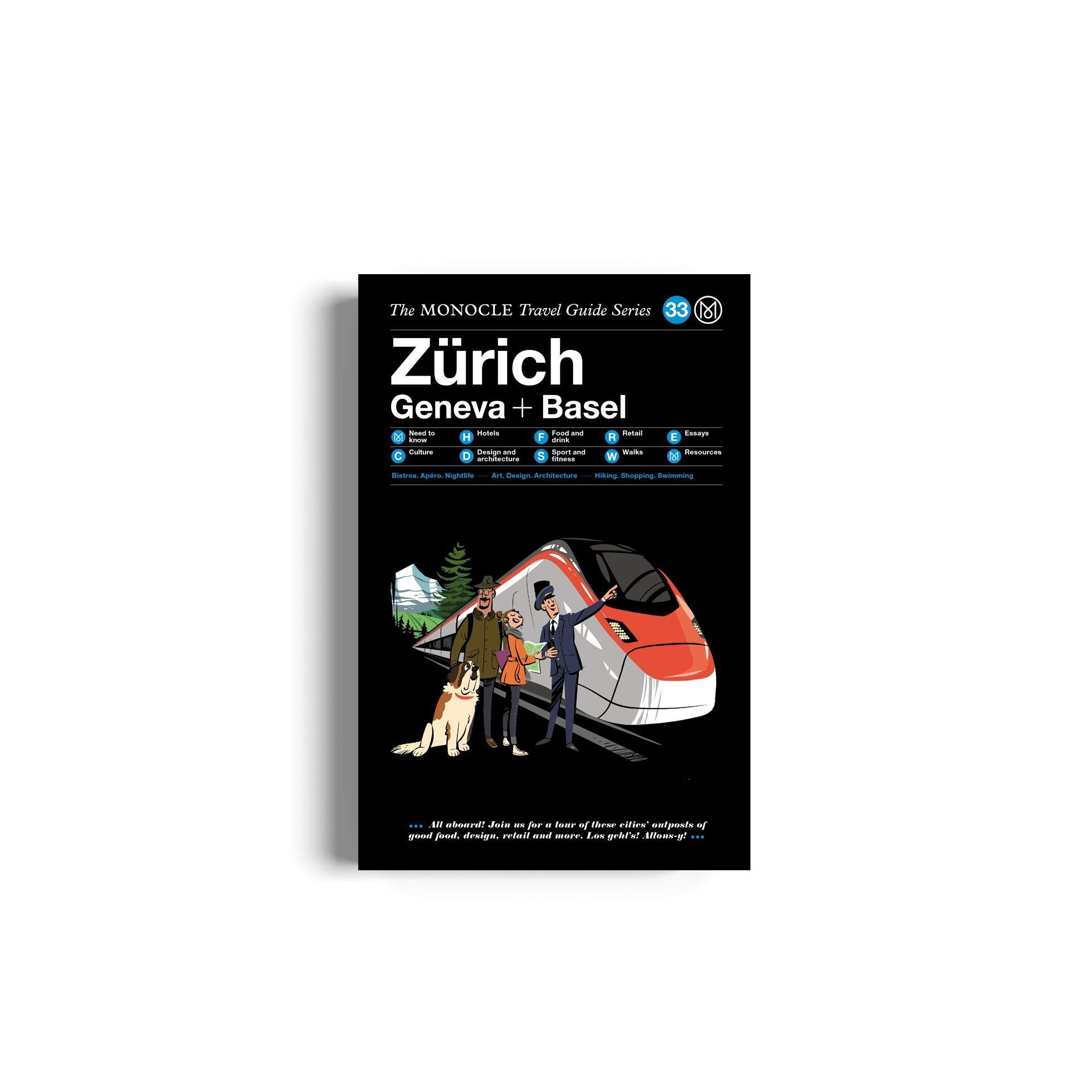 Download Ebook Monocle Travel Guide Zürich Geneva + Basel: The Monocle Travel Guide Series Lingua Inglese