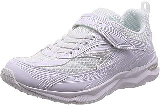 [シュンソク] 運動靴 通学履き 瞬足 幅広 ワイド 軽量 19~24.5cm 3E キッズ 男の子 女の子 SJJ 6050