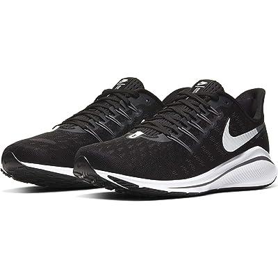 Nike Air Zoom Vomero 14 (Black/White/Thunder Grey 2) Men