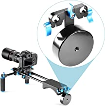 Neewer Aluminium Alloy 2.5 lbs/1.1 kg Counter Weight for Balancing Shoulder Rig Mount Stabilizer Fits 15mm Rods