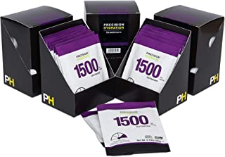 Precision Hydration Electrolyte Drink Mix- All Natural Multi Strength Electrolyte Powders - Combats Cramp - Gluten Free, Hypotonic (5 Boxes (40 Packets), 1500mg/l - Purple Packet)