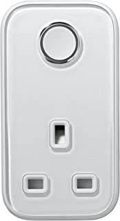 Hive Active Plug, Silver, 1 Pack