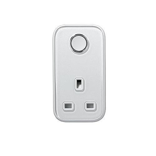 Hive Active Smart Plug - Silver