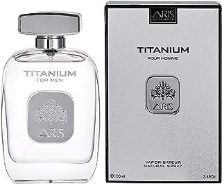 Titanium - perfume for men by Aris - Eau de Parfum, 100 ml