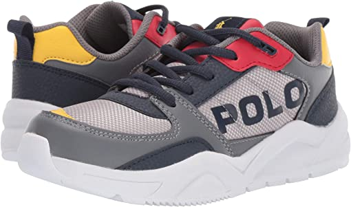 Grey Mesh/Tumbled/Navy/Red/Yellow/Yellow PP