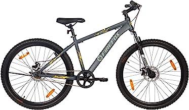 Firefox Bikes Nexus-D, 27.5T Mountain Cycle (Matt Grey/Black) I Disc Brake I Zoom Suspension I Ideal for : Adults (13 & Ab...