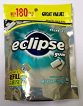 Eclipse Gum Polar Ice 180 Pieces - 2 Pack
