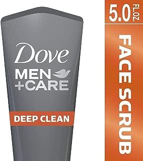 Dove Men + Care Face Scrub, Deep Clean, 5 Ounce