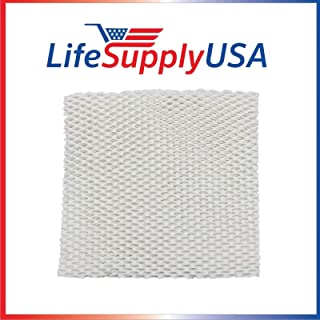 6 Pack Replacement Humidifier Pad Wick Filter Compatible with Honeywell HAC-801, HCM-88C, HCM-3060, Duracraft DH-800 801 812 840 799 7800 1005 DU3-C, Kenmore 1478, 14108 Humidifiers