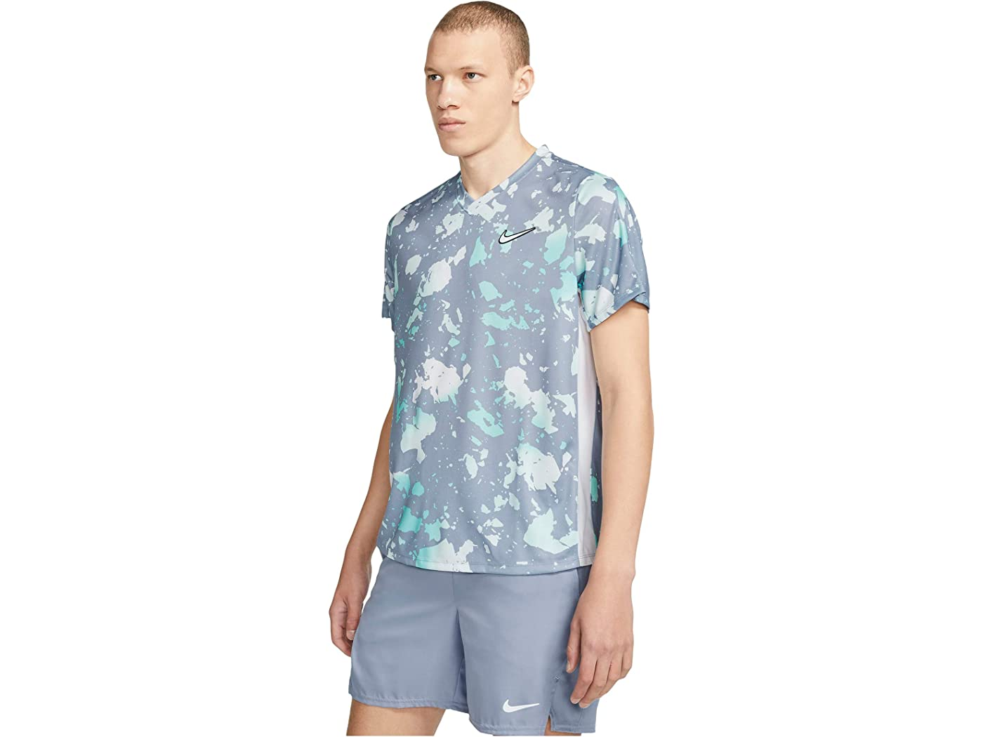 Nike Court Dry Victory Top Print
