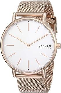 Skagen Signatur Stainless Steel 38mm Minimalist Watch