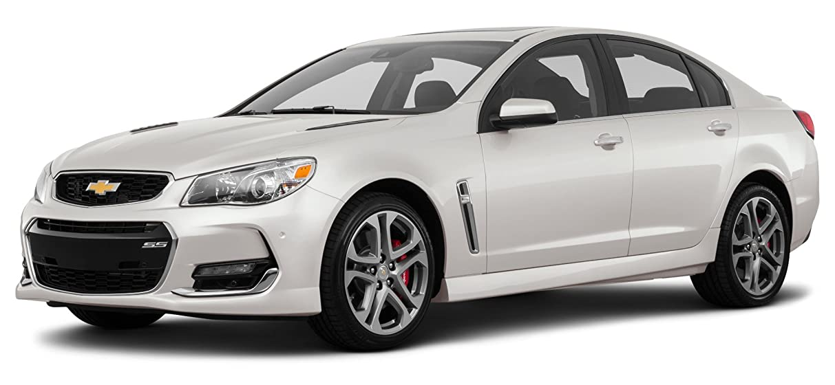 Amazon Com 2017 Chevrolet Ss Reviews Images And Specs Vehicles