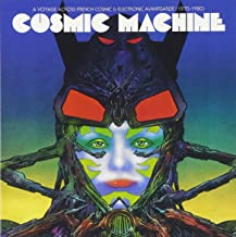 A Voyage Across French Cosmic and Electronique Avant-garde (1970 - 1980)