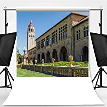 Stanford University in Palo Alto California USA Photography Backdrop,063152 for Video Photography,Flannelette:6x10ft