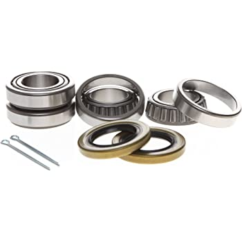 Straight 1 1//16- Replacement Parts and Accessories for Your Ski Boat Fishing Boat or Sailboat Trailer CE Smith Trailer 27112 Bearing Kit