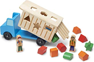 wooden trucks for toddlers