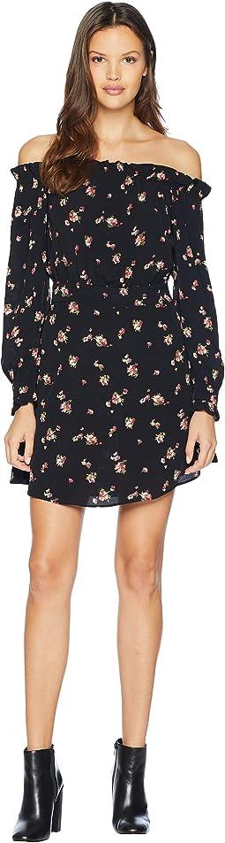 Violet Mini Dress