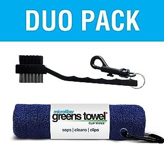 Greens Towel Duo Pack