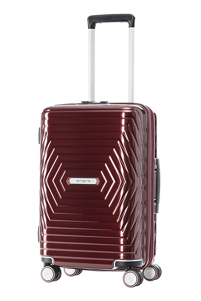 好色なレディ私[サムソナイト] スーツケース アストラ スピナー 55/20 エキスパンダブル 機内持ち込み可 保証付 33L 55 cm 3.1kg