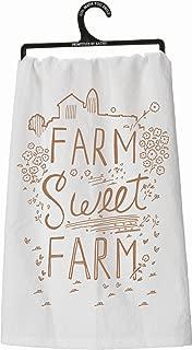 Farm, Sweet, Farm Tea Towel