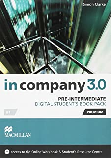 in company 3.0 - Pre-Intermediate. Digital Student's Book Package Premium