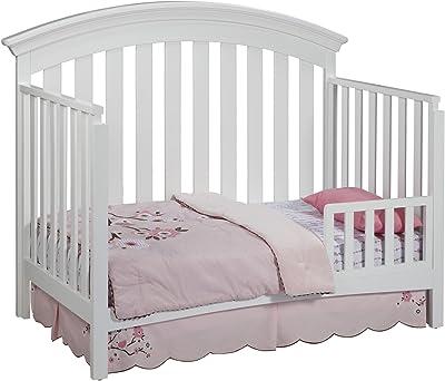 Delta Children Bentley 4 in 1 Crib, White