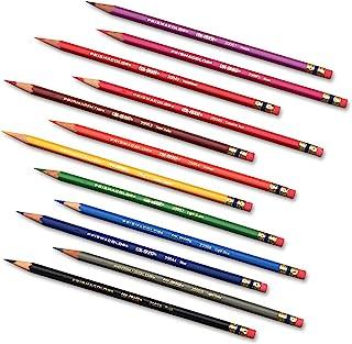 Prismacolor Col-Erase Erasable Colored Pencil, Vermilion (20042)