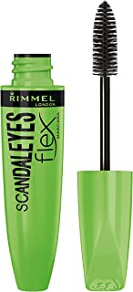 Rimmel London, ScandalEyes Flex Mascara, Black, 12 ml