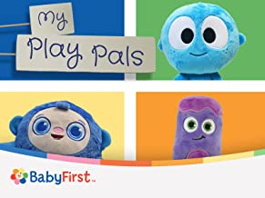 My Play Pals: Educational toys and games for babies