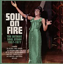 Soul On Fire: Detroit Soul Story 1957-1977 / Various