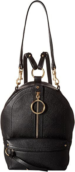 See by Chloe Mini Mino Leather Backpack