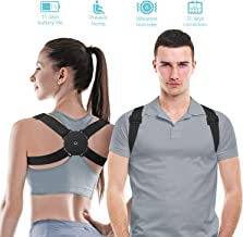 Posture Corrector for Wemen/Men/Kids, Back Brace Posture Corrector with Intelligent..