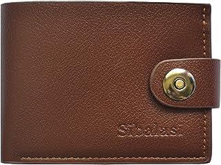 Final Clear Out Wallet Bill Money Business Bifold Purse ID Card Credit card Holder-Sibalasi (BLight brown)