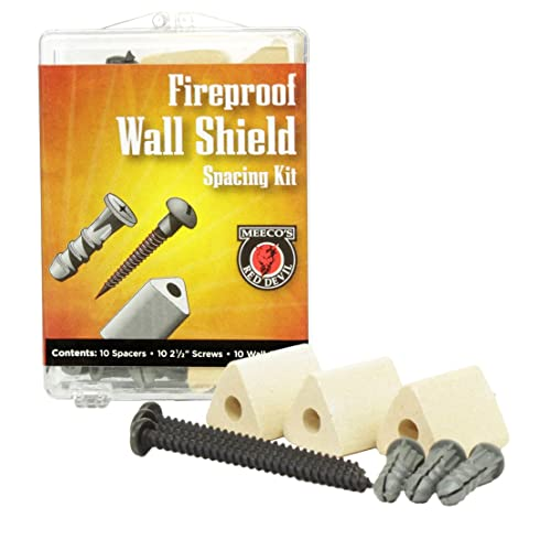 MEECOS RED DEVIL 5700 Wall Spacing Kit