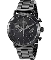 Shinola Detroit - Black Canfield Sport 40mm - 20121832