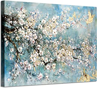 Best dogwood flower painting Reviews