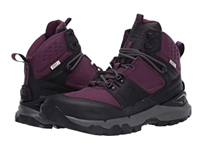 Altra Footwear Tushar Boot (Black/Purple) Women